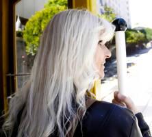 Portrait profile by KarinClaessonArt