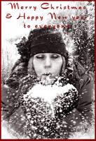 Merry Christmas 2017 by KarinClaessonArt