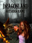 Dragonland with text by KarinClaessonArt
