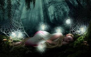 Night Watchers by KarinClaessonArt