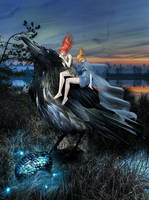 Hidden Treasure by KarinClaessonArt