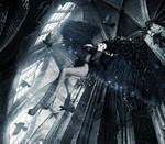 Dark Gothic Angel