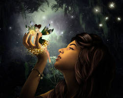 Elvinia - Queen of Elves