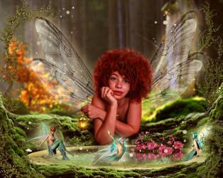 A Fantasy Fairy Tale'