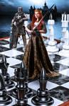 CheckMate by KarinClaessonArt
