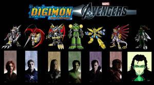 Digimon Avengers Proposal