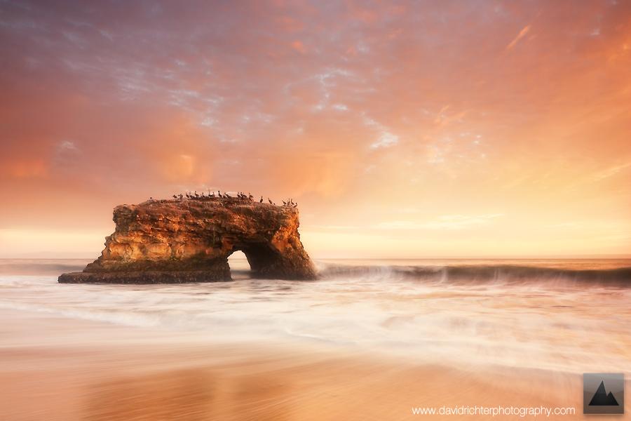 Bridge Into The Sun by davidrichterphoto