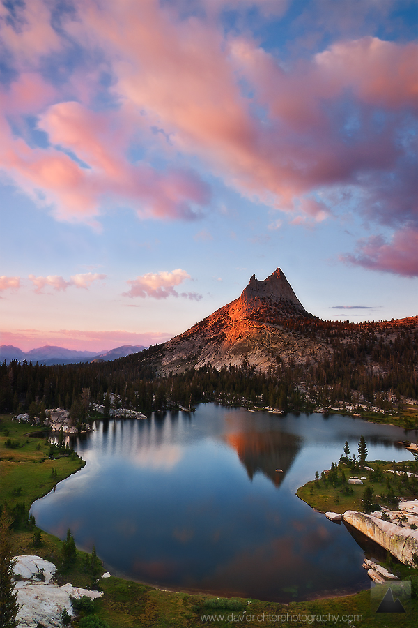 High Sierra Sanctuary by davidrichterphoto