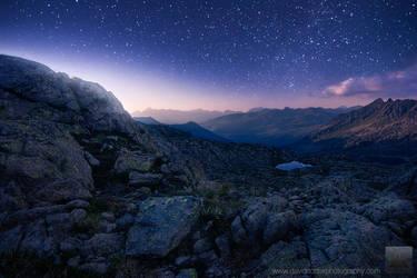 Alpine Firmament by davidrichterphoto