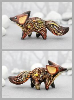 Fennec Fox Figurine