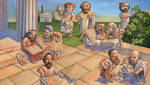 Ancient Wise Greeks