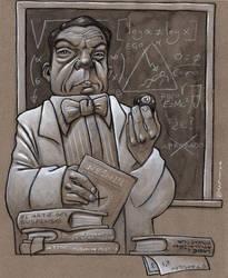 Profesor Hueso by MaxHierro