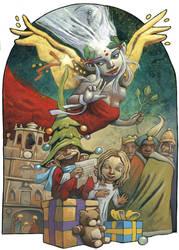 Christmas by MaxHierro