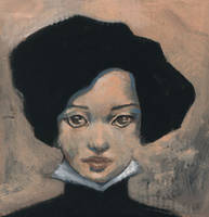 lady by MaxHierro