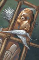 Quixote-Apresado by MaxHierro
