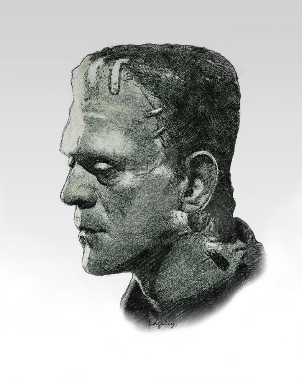 Frankenstein 05 by Edgeley