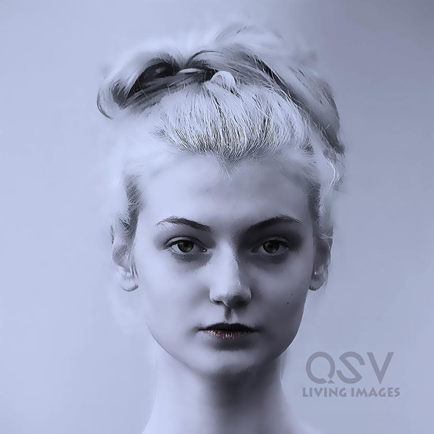 young-woman-QSV by Edgeley