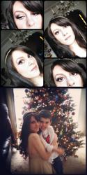 Merry Christmas by sexxylilladybug
