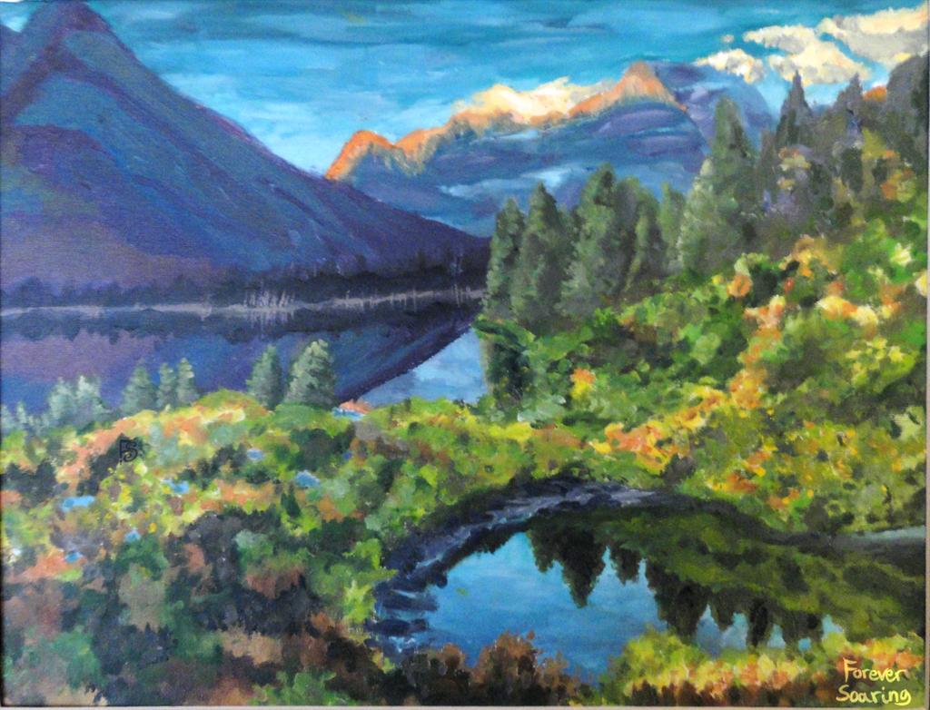 Landscape by ForeverSoaring