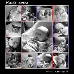 mika 2 months