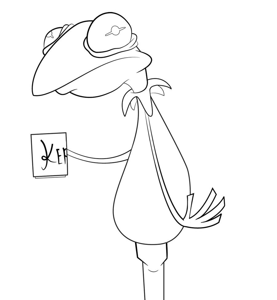 Kermit The Frog Coloring Pages Coloring Pages Kermit The Frog Coloring Pages