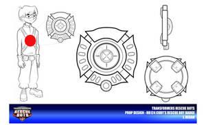 Rescue Bots - The Rescue Badge