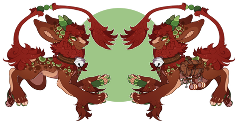 {}Auction{} Spiced Apple (Closed) by RK-V00