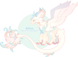 {Gift} - Athos, Deity of Time and Seasons by X88B8