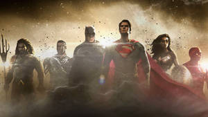 Justice League 4K Resolution Wallpaper
