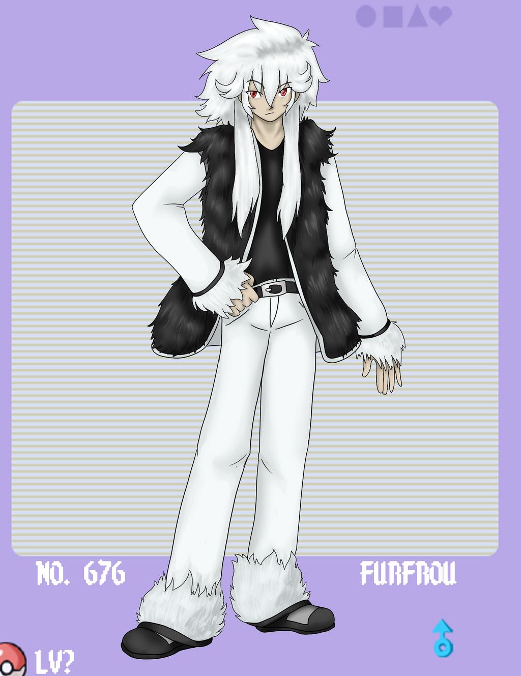 Human Furfrou by YumiTsuzuki-Chan on deviantART