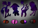 Mystery Pill Creatures Adoptables (OPEN) 1/4 by Adopties-here