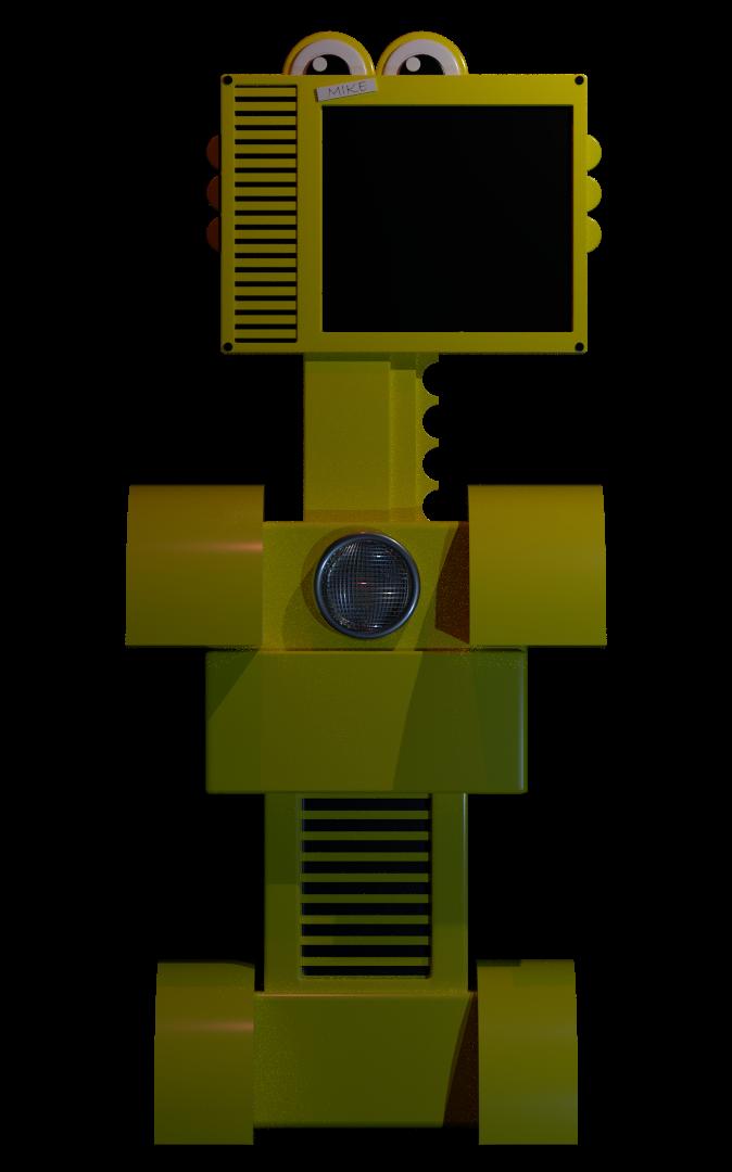 HandUnit (WIP) by Zylae