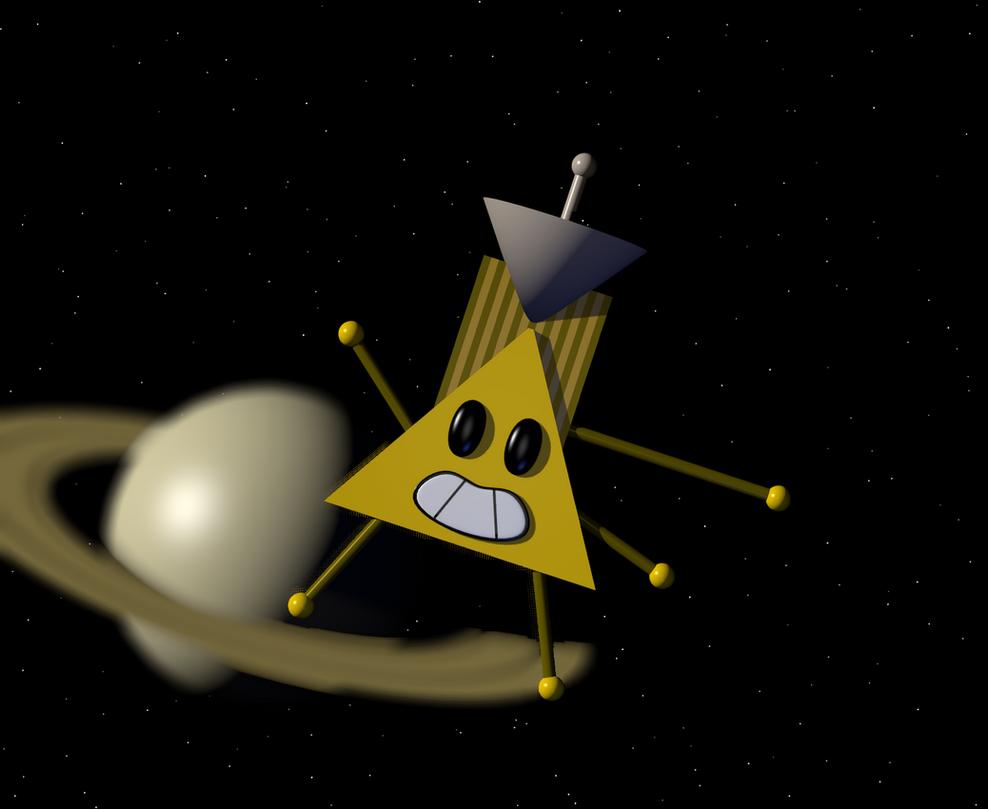 Google Doodle: Cassini by Zylae