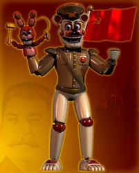 Communist Funtime Freddy