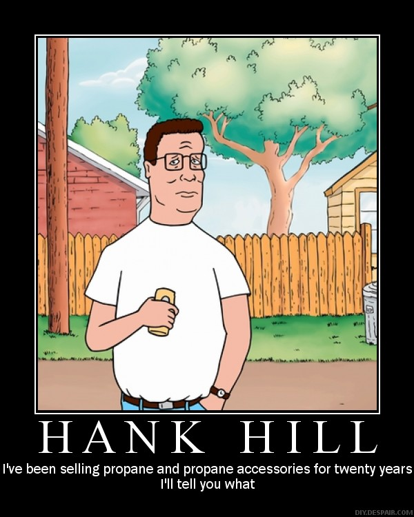 Hank Hill by the-chosen-pessimist