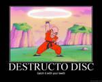 Destructo Disk