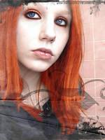 grunge headshot by her-escape