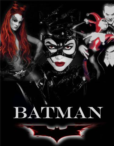 Batman Villians by TheMajesticCarnival
