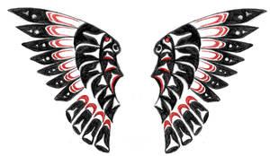 Native American Wings