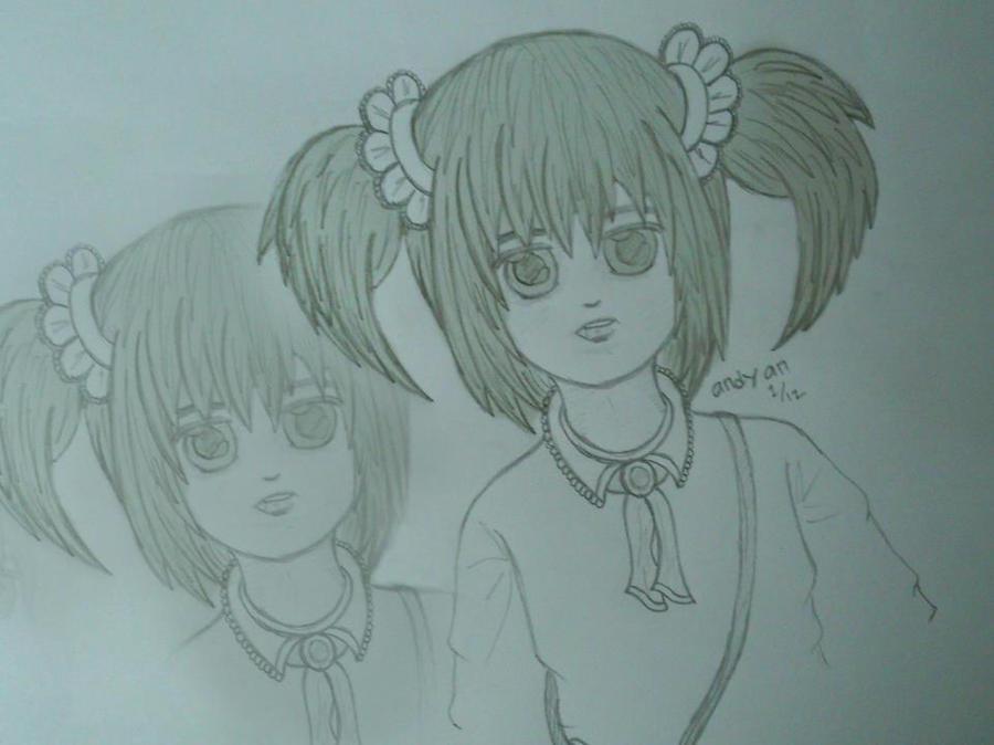 manga drawing by ky00n