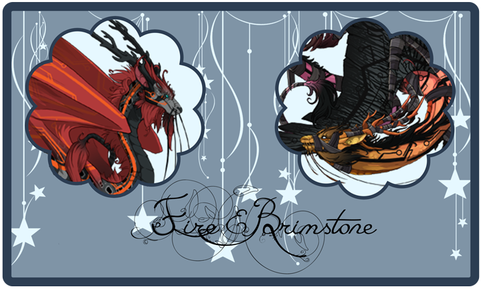 Fire and Brimstone Banner by Threshold-Assassin