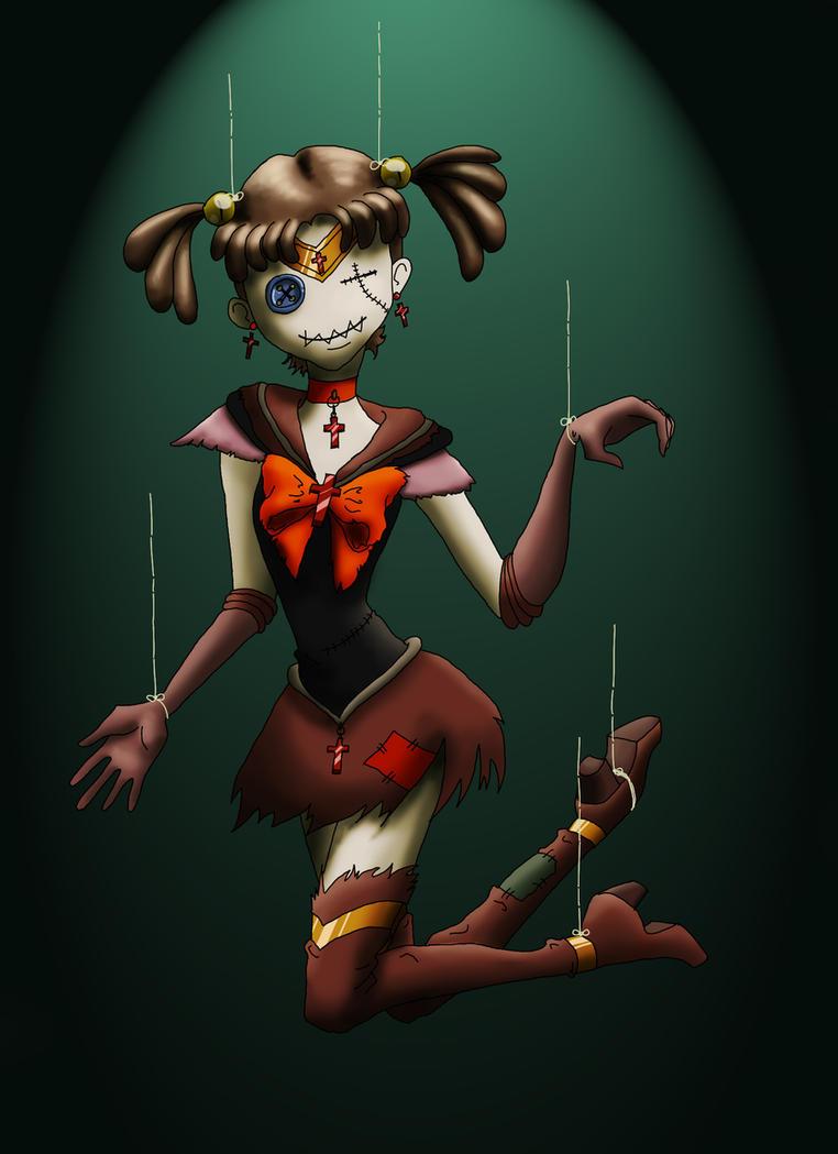 Sailor Voodoo doll by Asderuki on DeviantArt