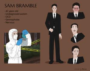 Commision: Sam Bramble reference sheet