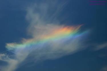 Rainbow Cloud by panda69680102