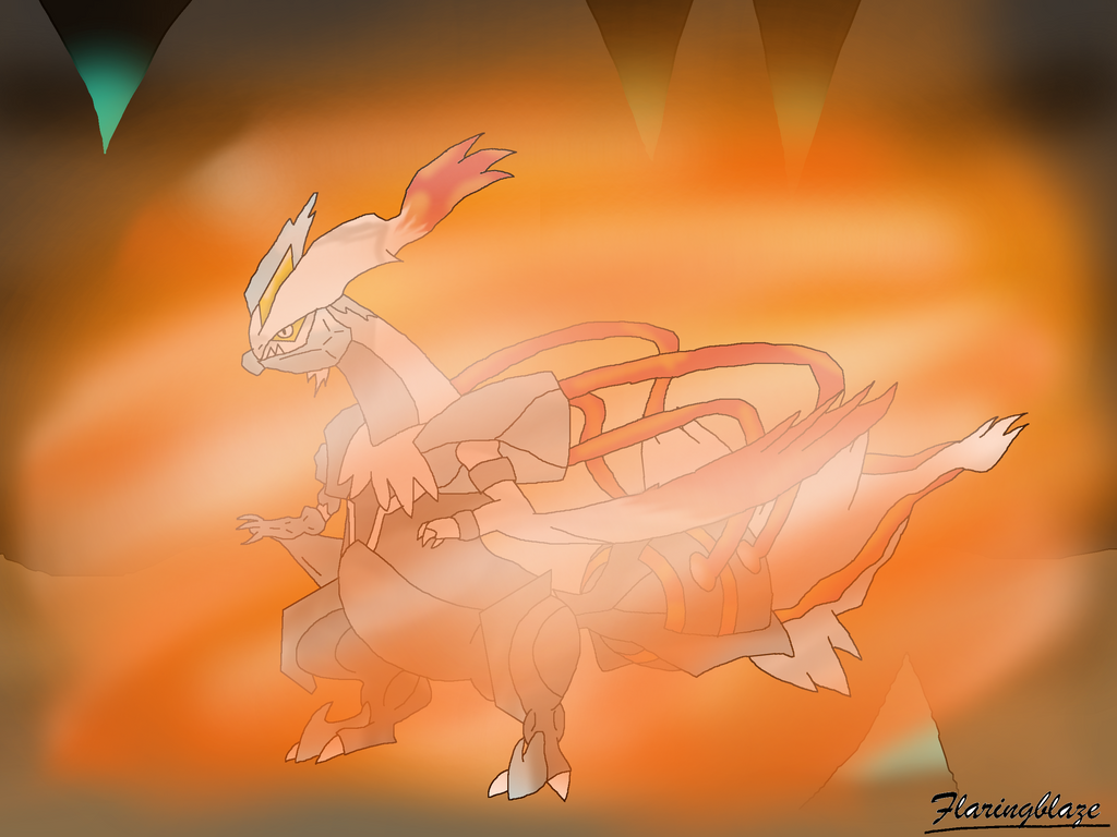 Kyurem Pokémon  Bulbapedia the communitydriven
