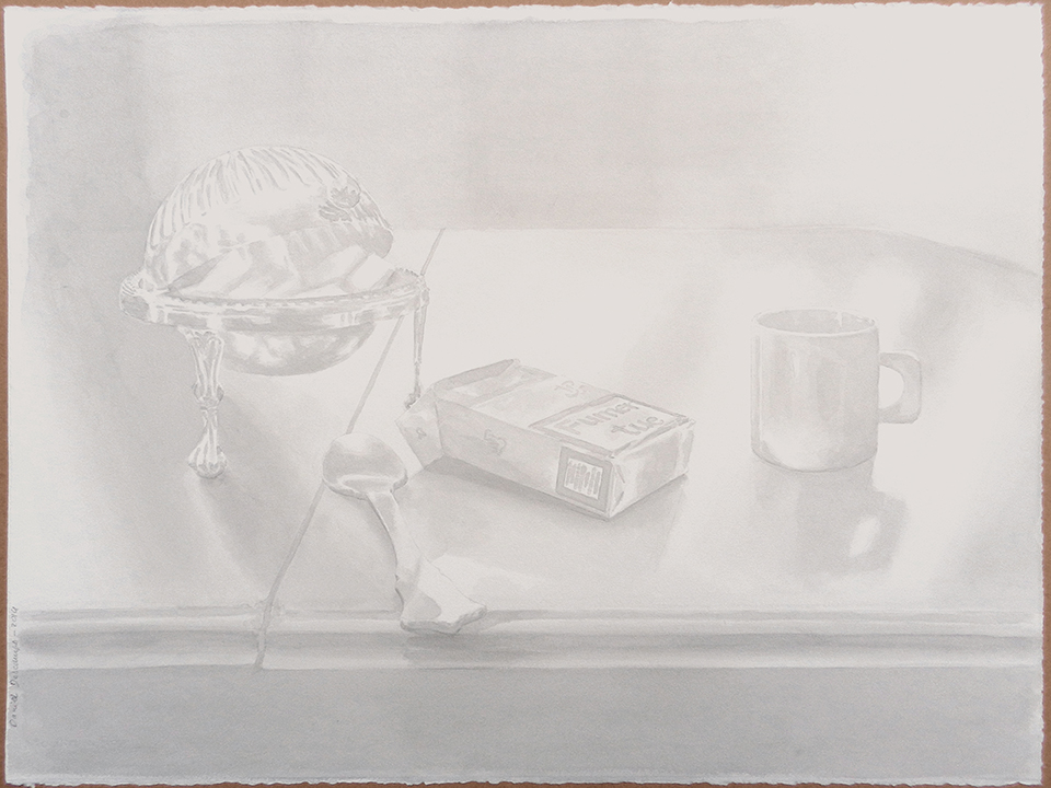 Still life with sugar and cigarettes by DanielDescamps