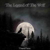 The Legend of The Wolf - Front by FrozenNightingale