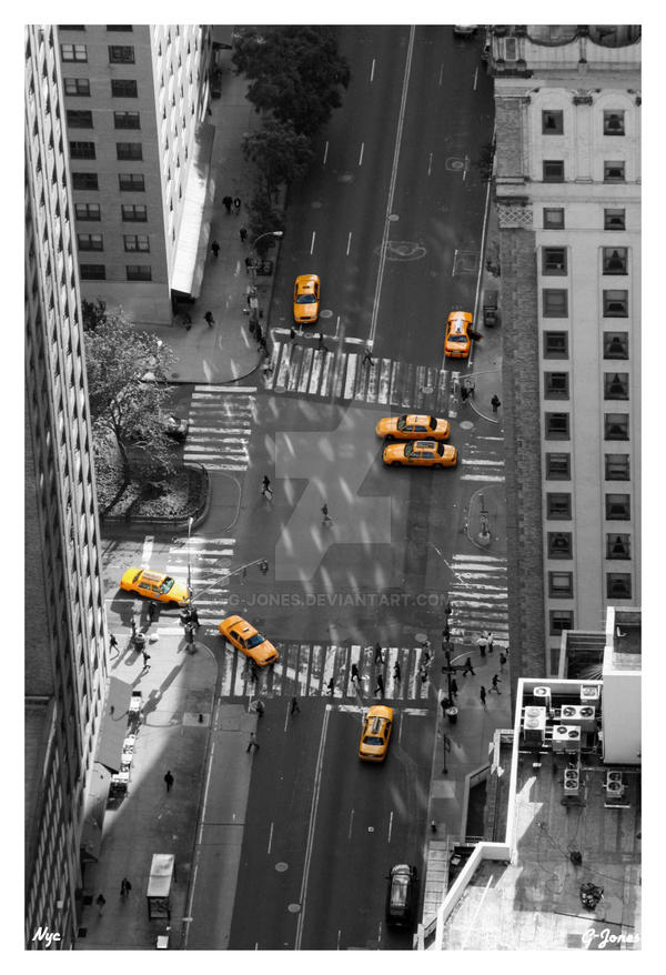 NYC by G-JONES