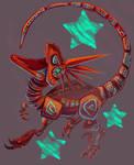 ID: Totemic Raptor