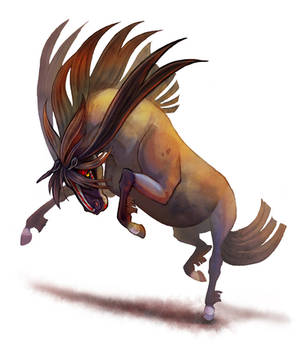 Hoqikep: Sothis tau-Ptah (Horse)